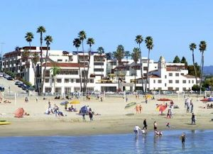 Digital rendering of the proposed La Bahia Hotel in Santa Cruz