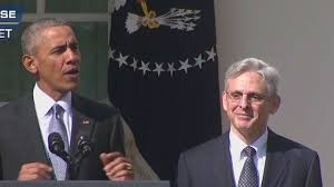President Obama Introduces Judge Garland