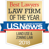 Best Lawyers Law Firm of the Year U. S. News 2018